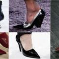 Модне взуття осінь 2016: жіноча фото добірка кращих моделей