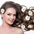 Натуральні фарби для волосся