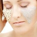 Вівсяний скраб - очистити обличчя в домашніх умовах легко
