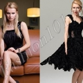 З чим носити чорне плаття. Фото, відео, рекомендації стилістів