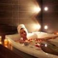 Сольові ванни від целюліту