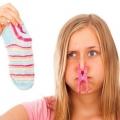 Засіб, здатний позбавити від пітливості і запаху ніг