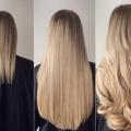 Види нарощування волосся